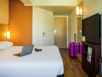 Rooms - ibis Lausanne Centre