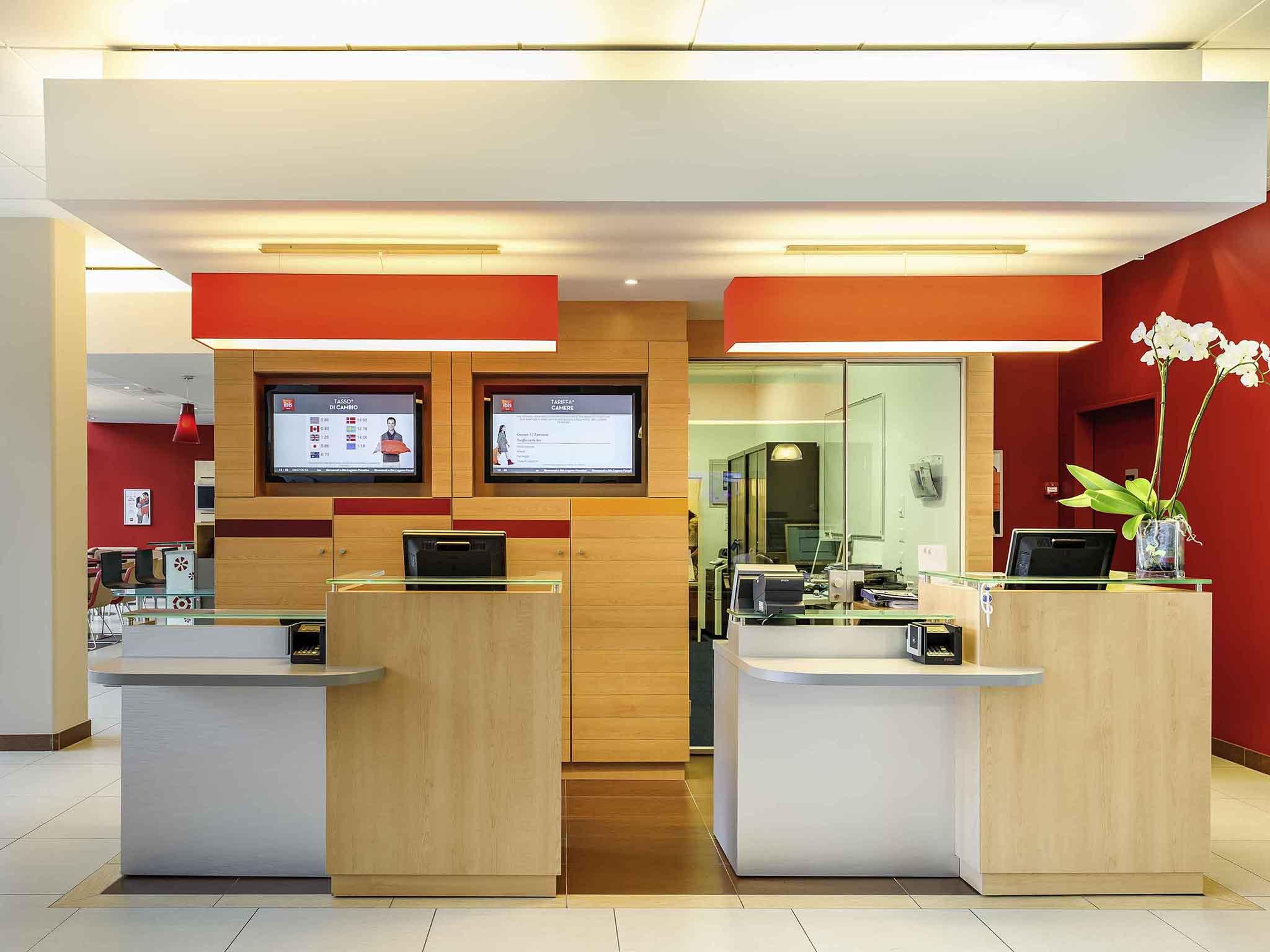 Отель — ibis Лугано Парадисо