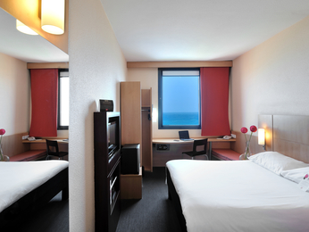 Rooms - ibis Dakar