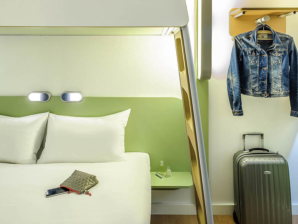 Stapelbed 190 X 80.Hotel In Paradiso Ibis Budget Lugano Paradiso