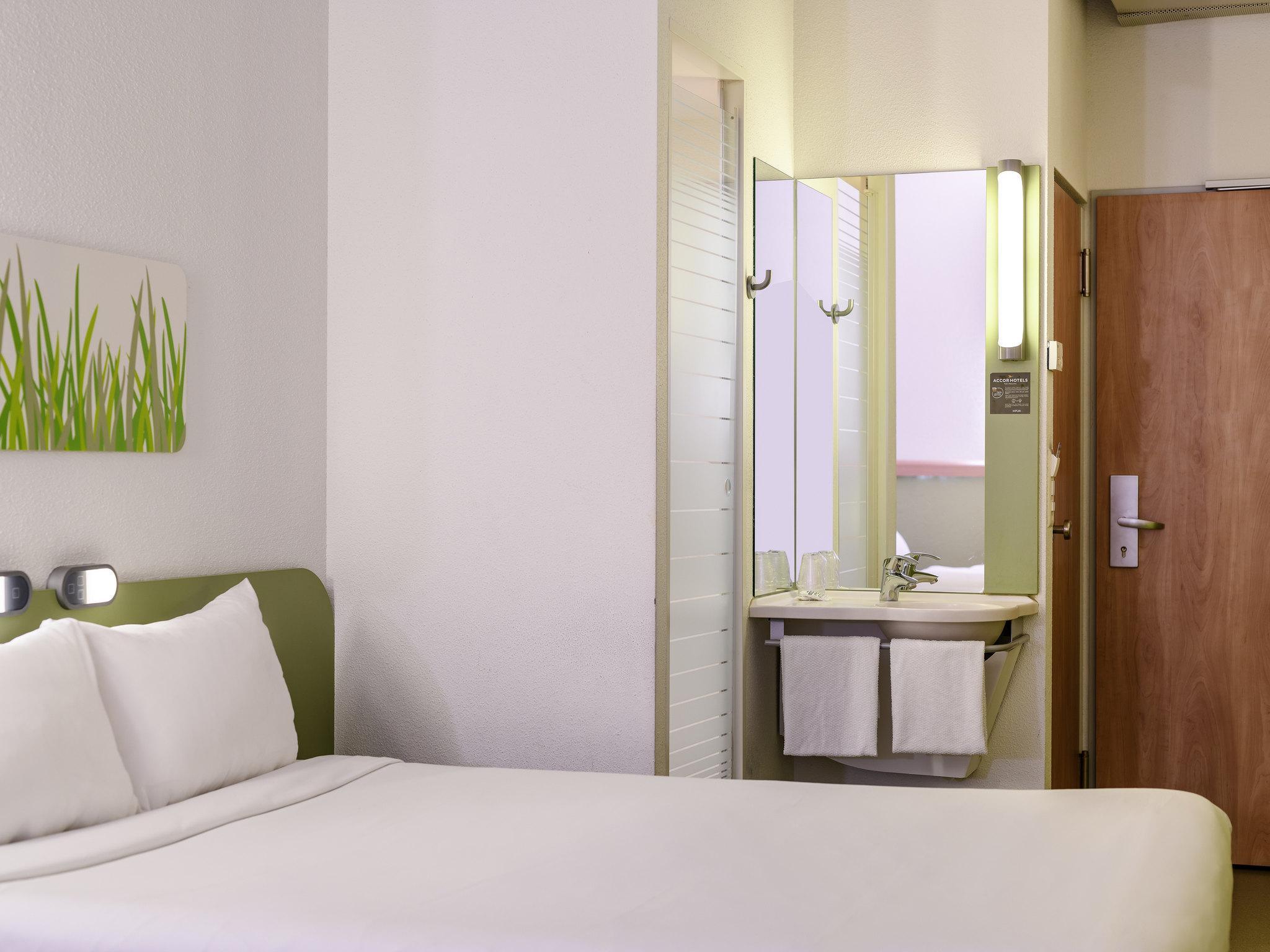 Отель — ibis budget Люцерн Сити
