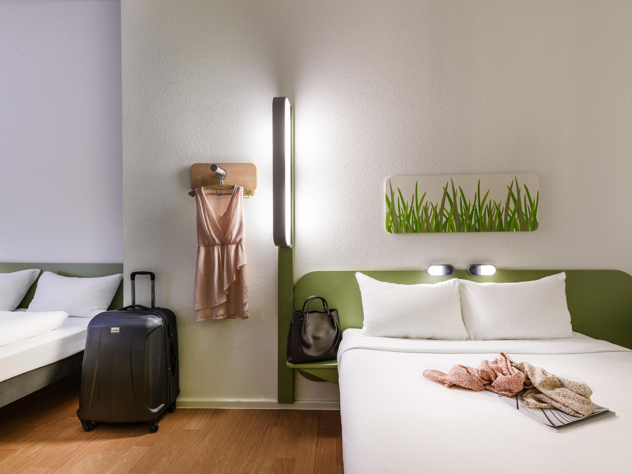 Hotel ibis budget Luzern City | Accor Hotels