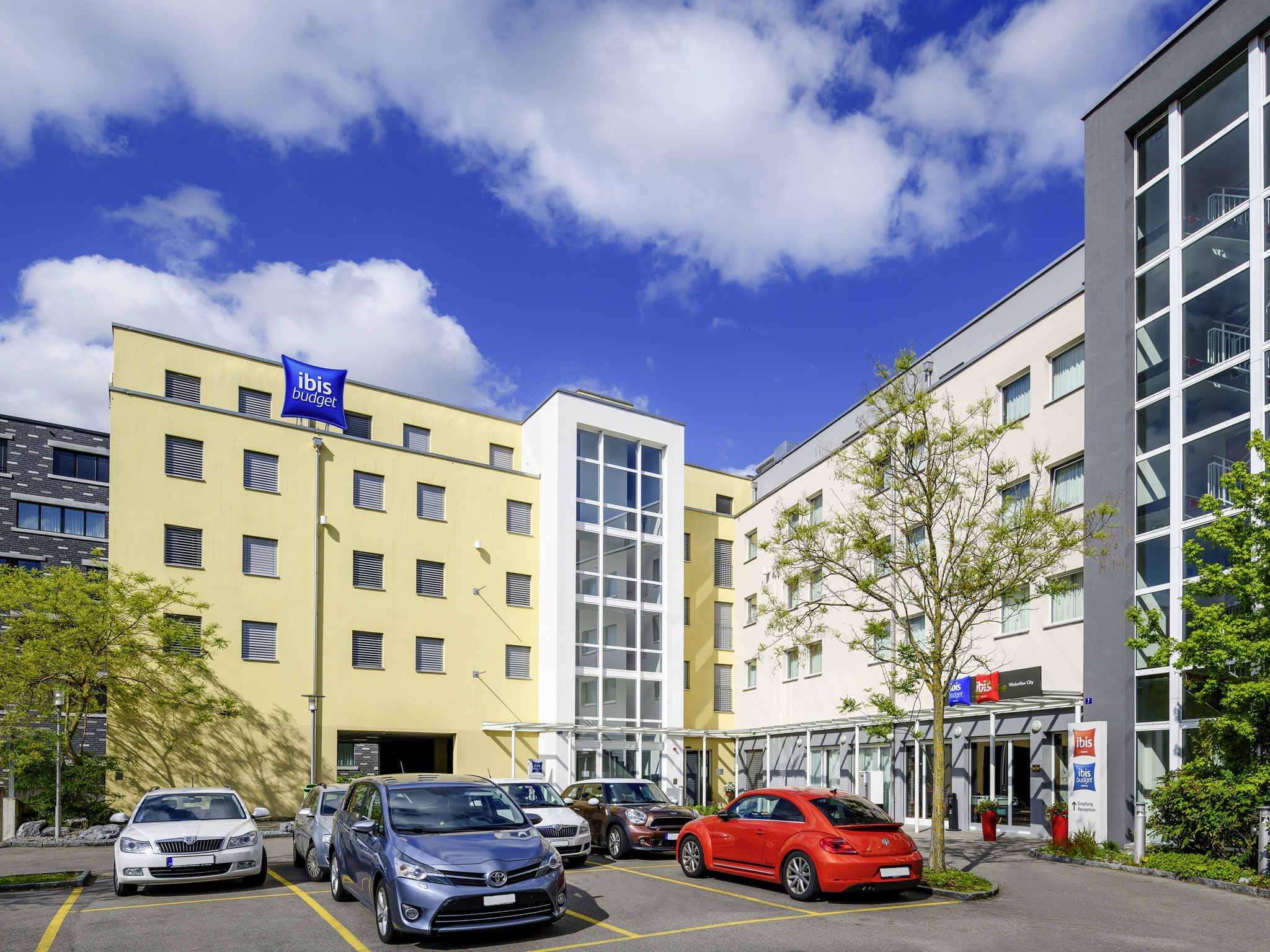 โรงแรม – ibis budget Winterthur