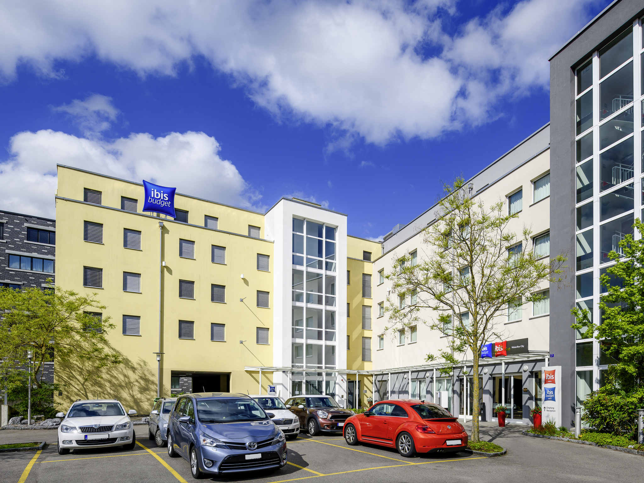 فندق - ibis budget Winterthur