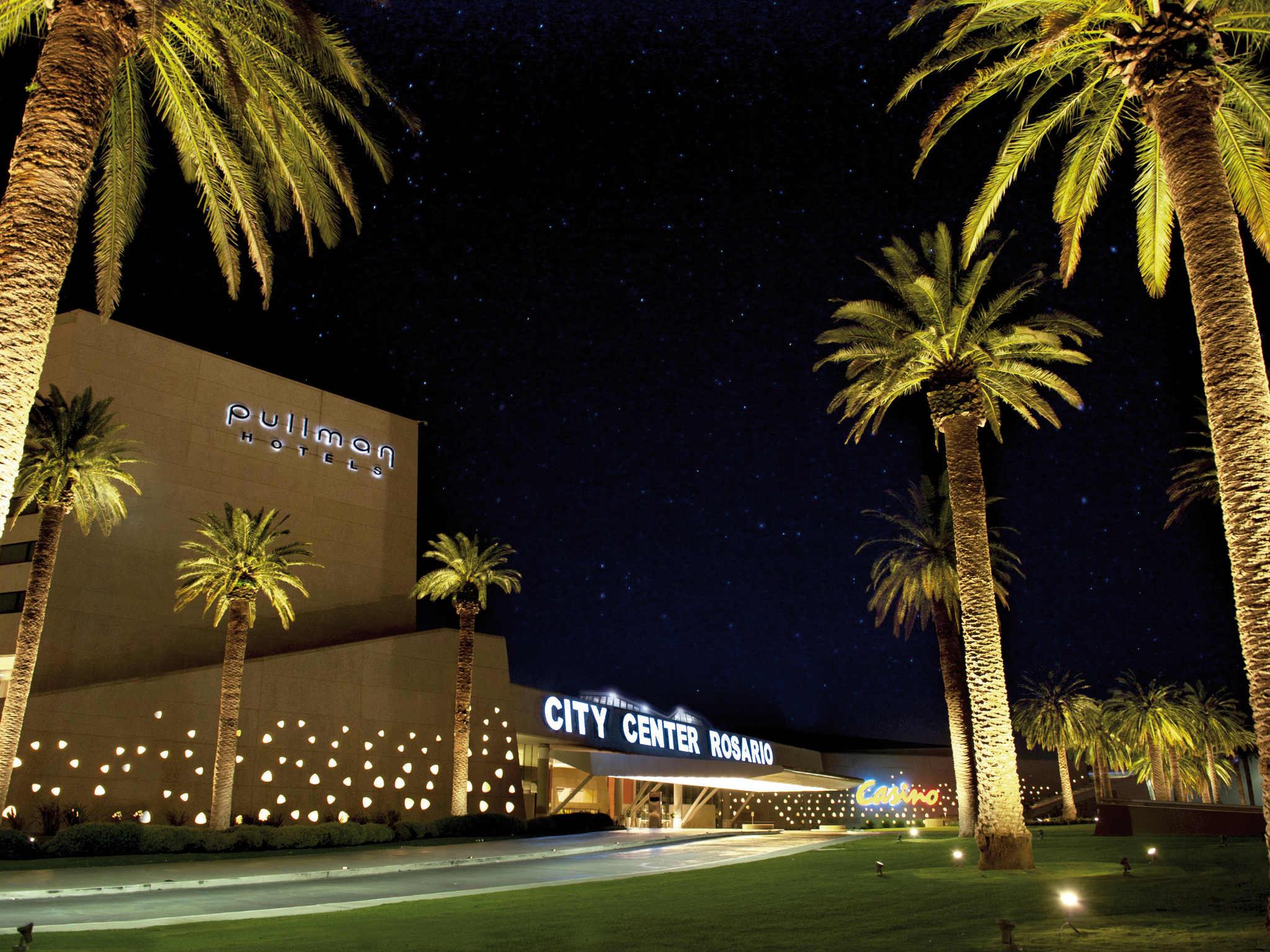 酒店 – 罗萨里奥市中心铂尔曼酒店
