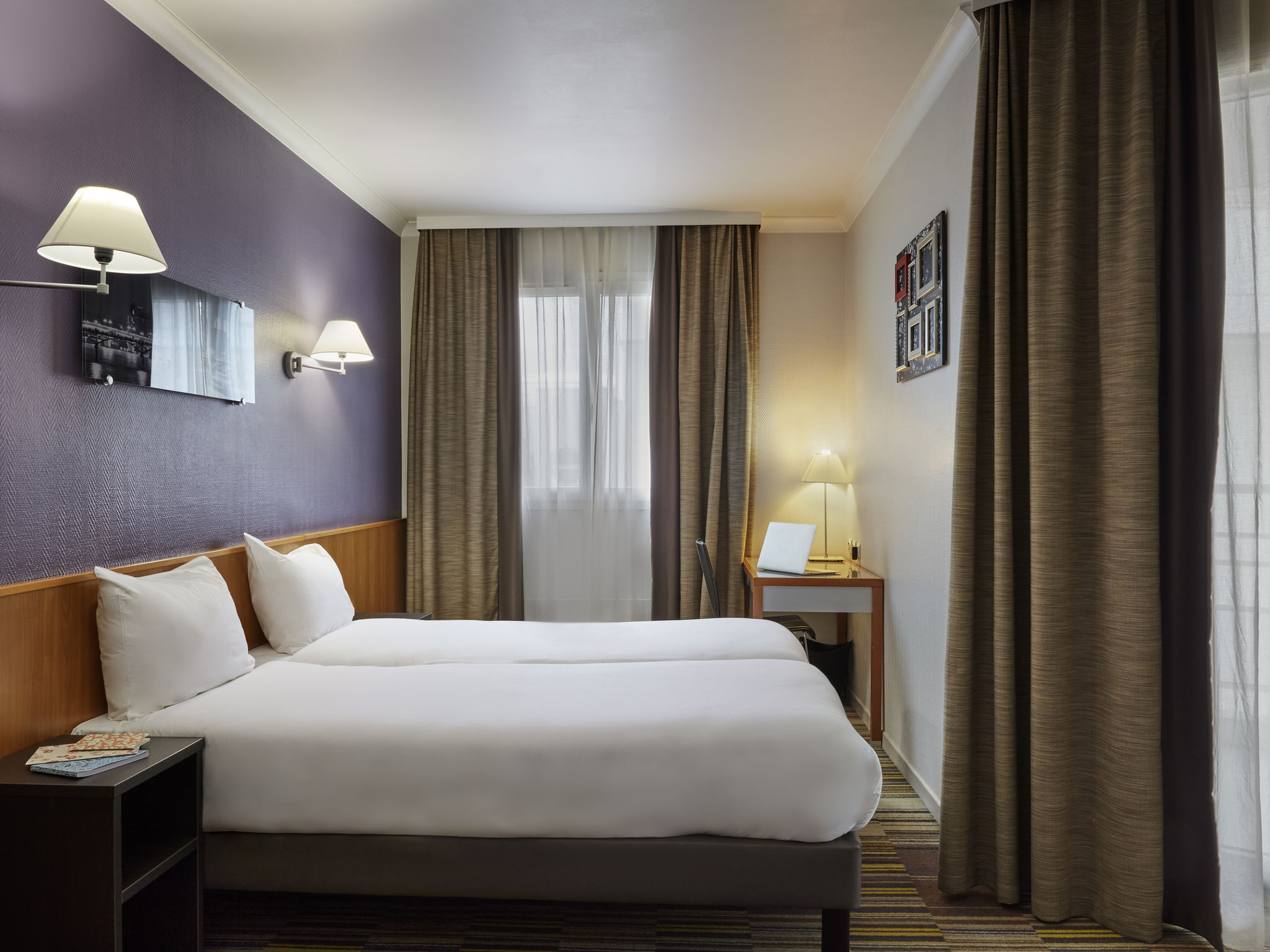 Hotell – Aparthotel Adagio la Defense le Parc