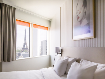 Rooms - Aparthotel Adagio Paris Centre Eiffel Tower