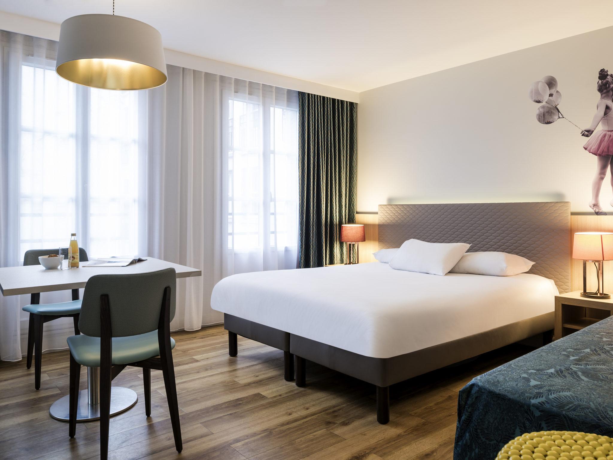 Hotel in PARIS - Aparthotel Adagio Paris Montmartre