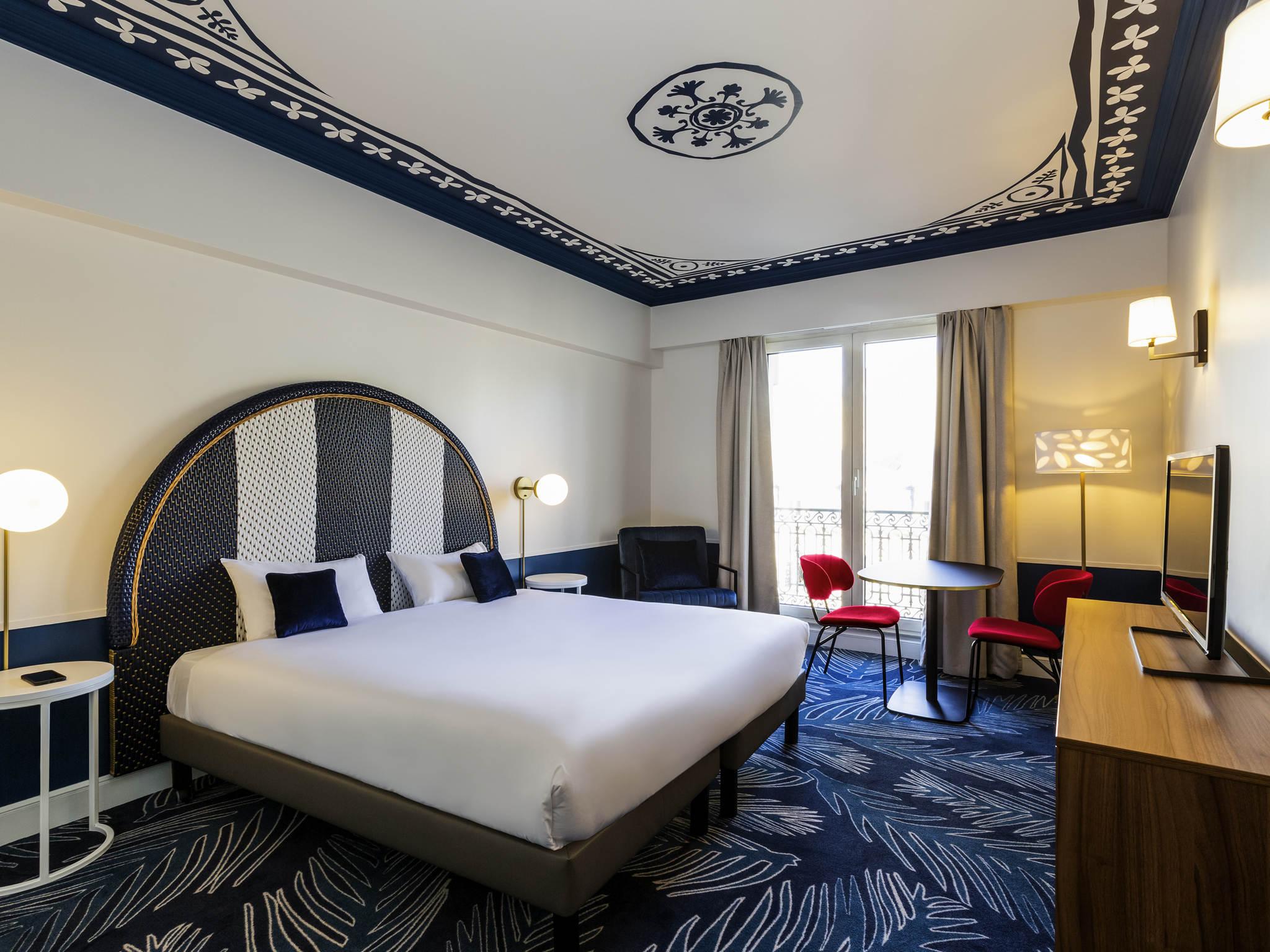 โรงแรม – อพาร์ทโฮเทล อดาจิโอ ปารีส โอสมานน์