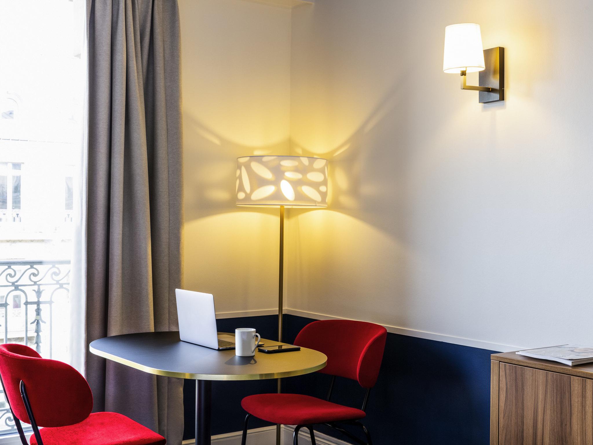 Hotel in PARIS - Aparthotel Adagio Paris Haussmann