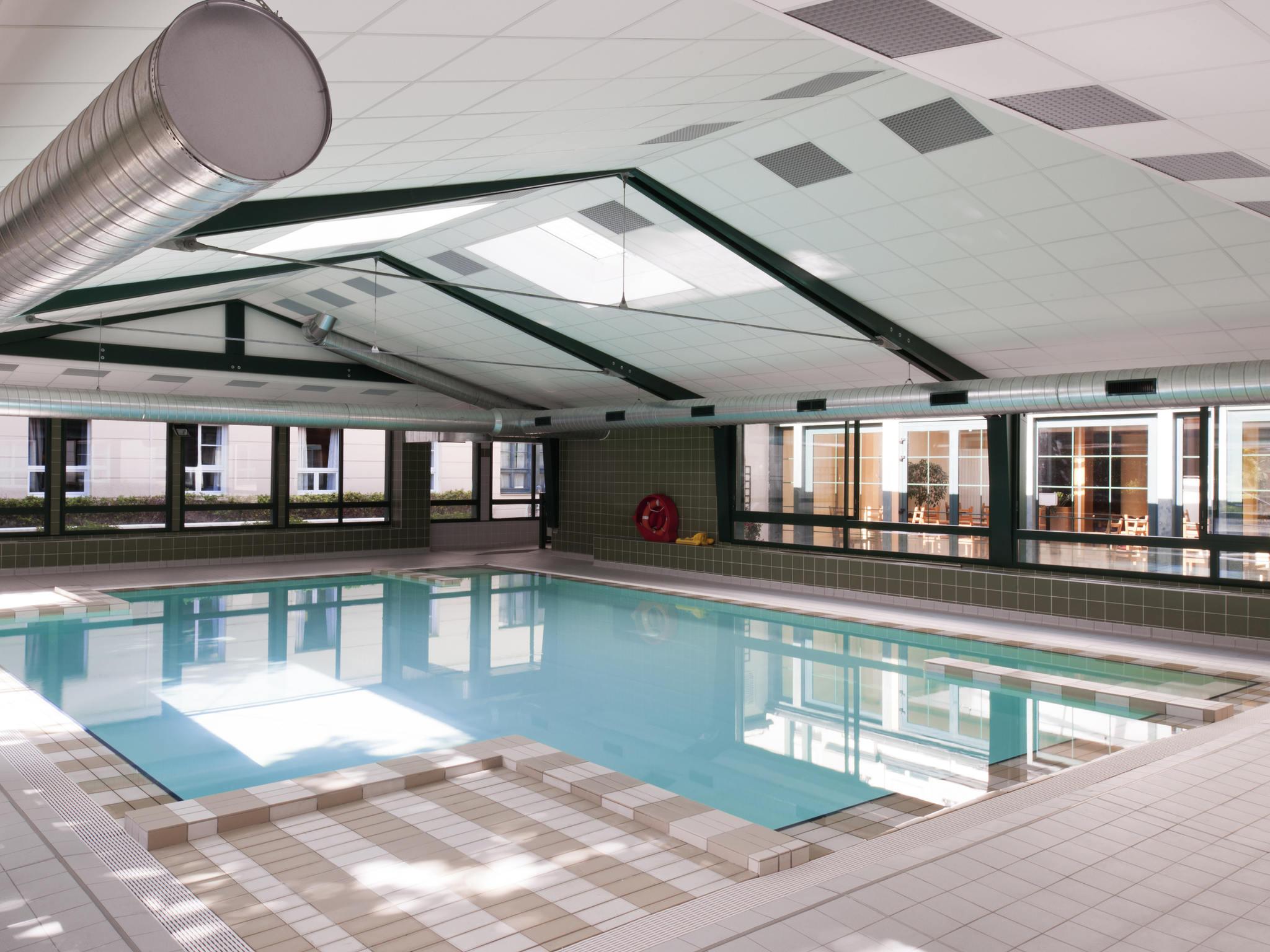 โรงแรม – Aparthotel Adagio Marne-la-Vallée Val d'Europe