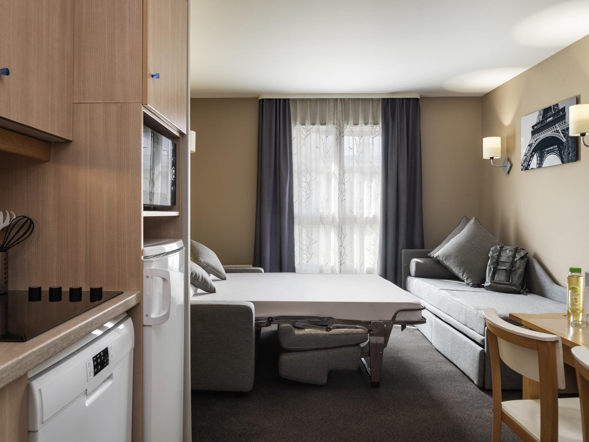 Hôtel à MARNE LA VALLEE - Aparthotel Adagio Marne-la-Vallée Val d\'Europe