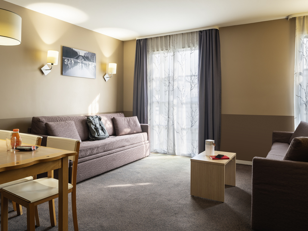 Apartment with 1 bedroom for 7 people