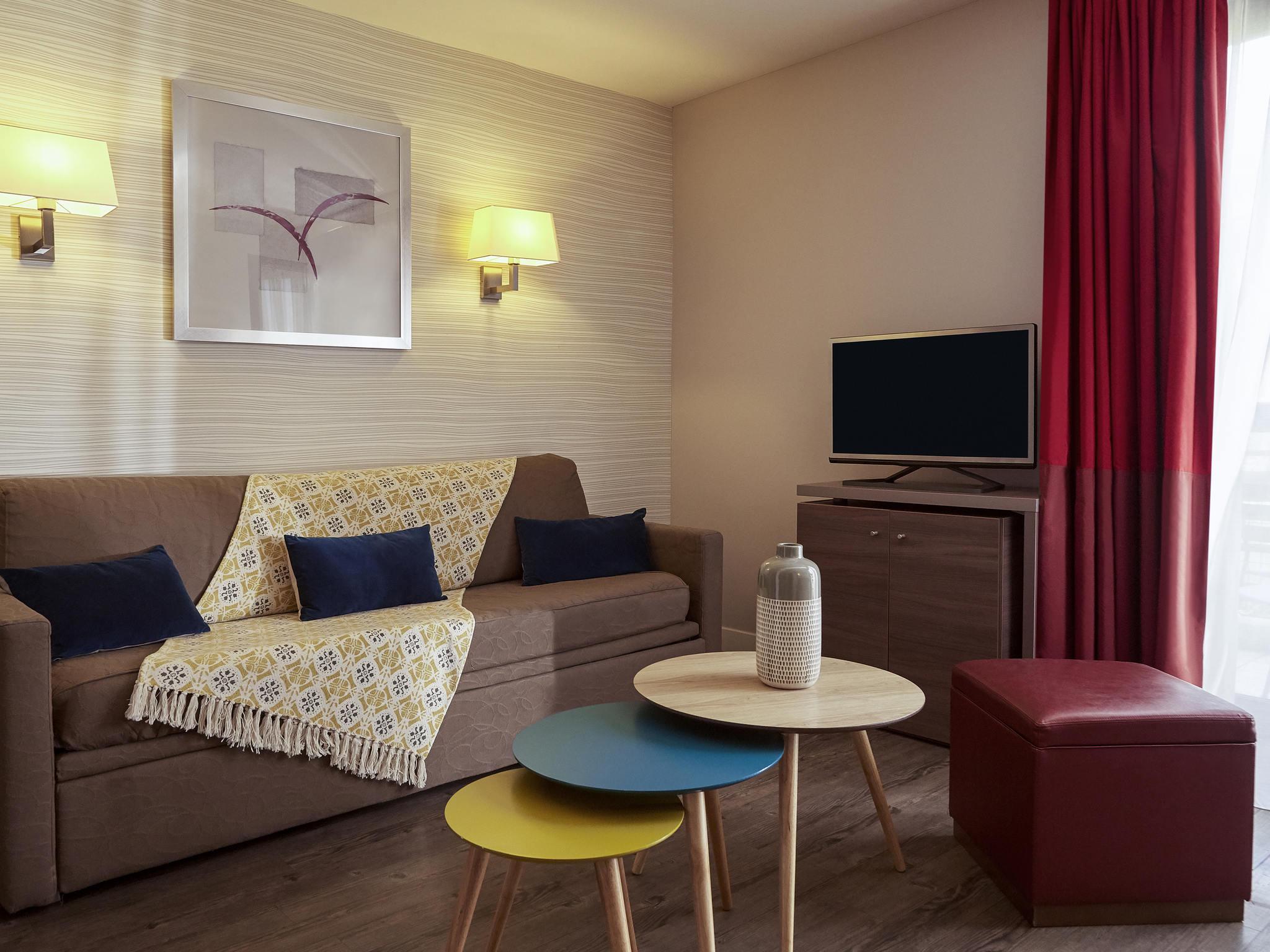 Hotel in aix en provence - Aparthotel Adagio Aix en Provence