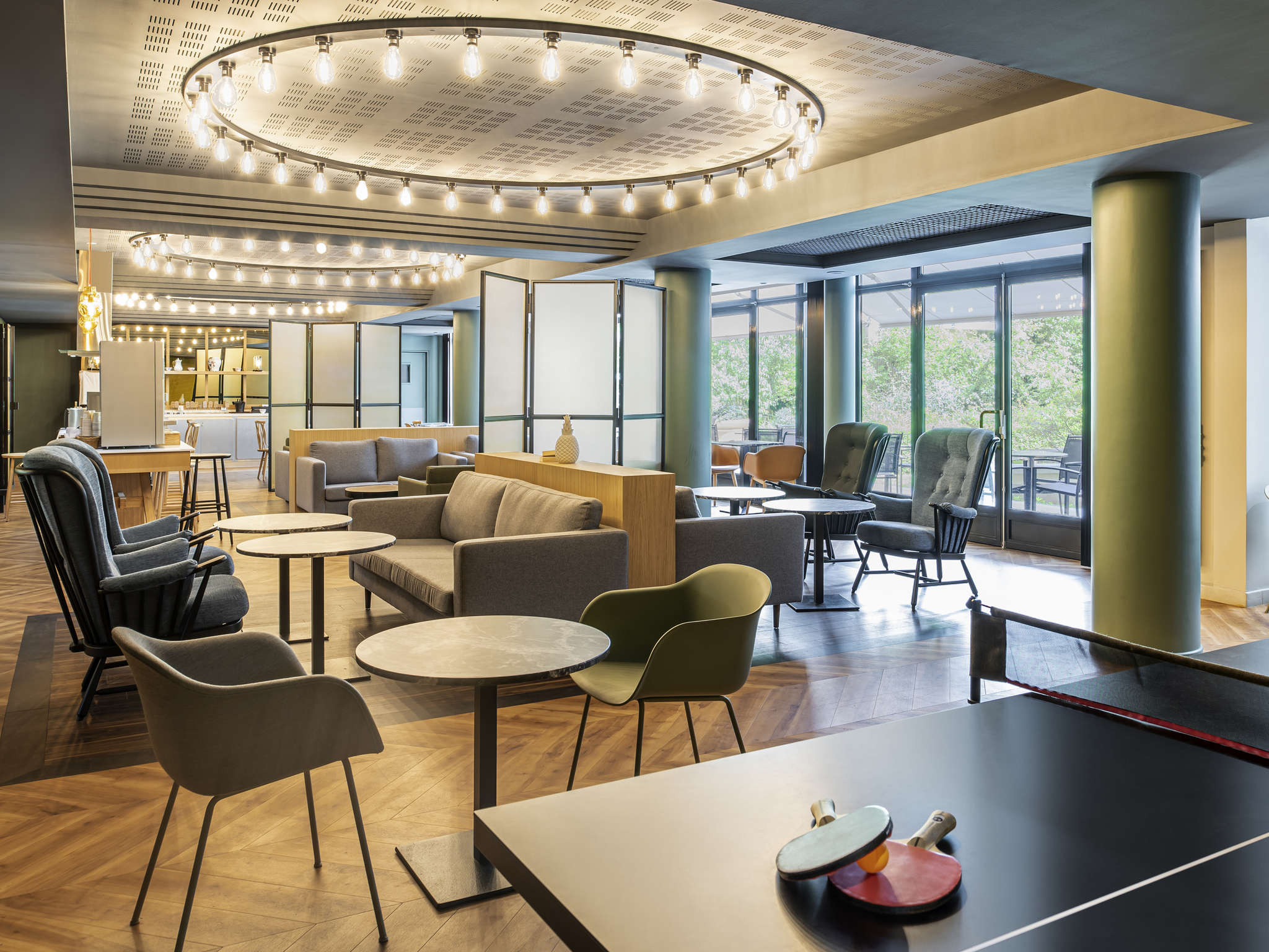 hotel in issy les moulineaux aparthotel adagio porte de versailles. Black Bedroom Furniture Sets. Home Design Ideas