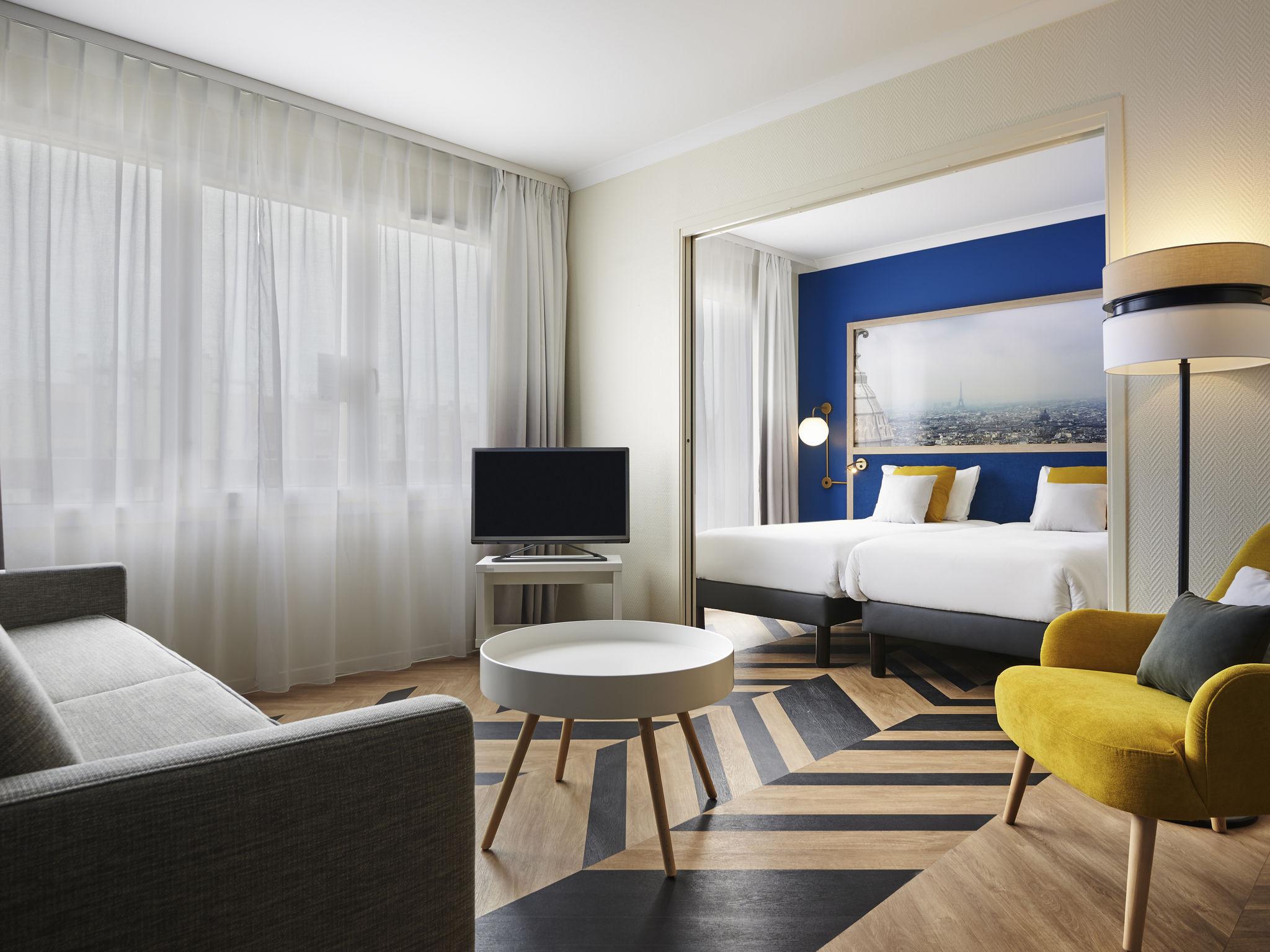 h tel issy les moulineaux aparthotel adagio porte de. Black Bedroom Furniture Sets. Home Design Ideas