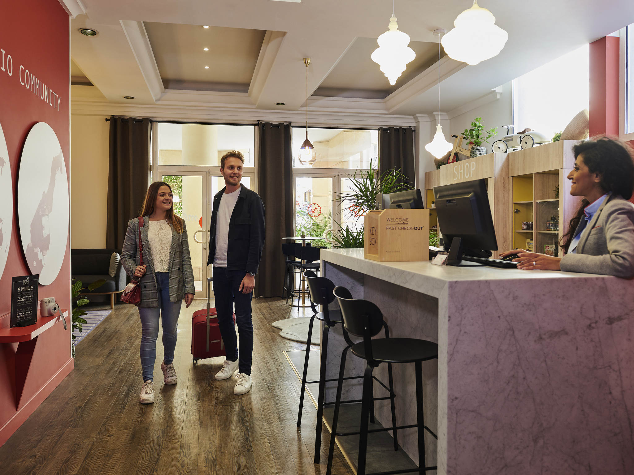 Hotel in beausoleil aparthotel adagio monaco palais for Appart hotel menton