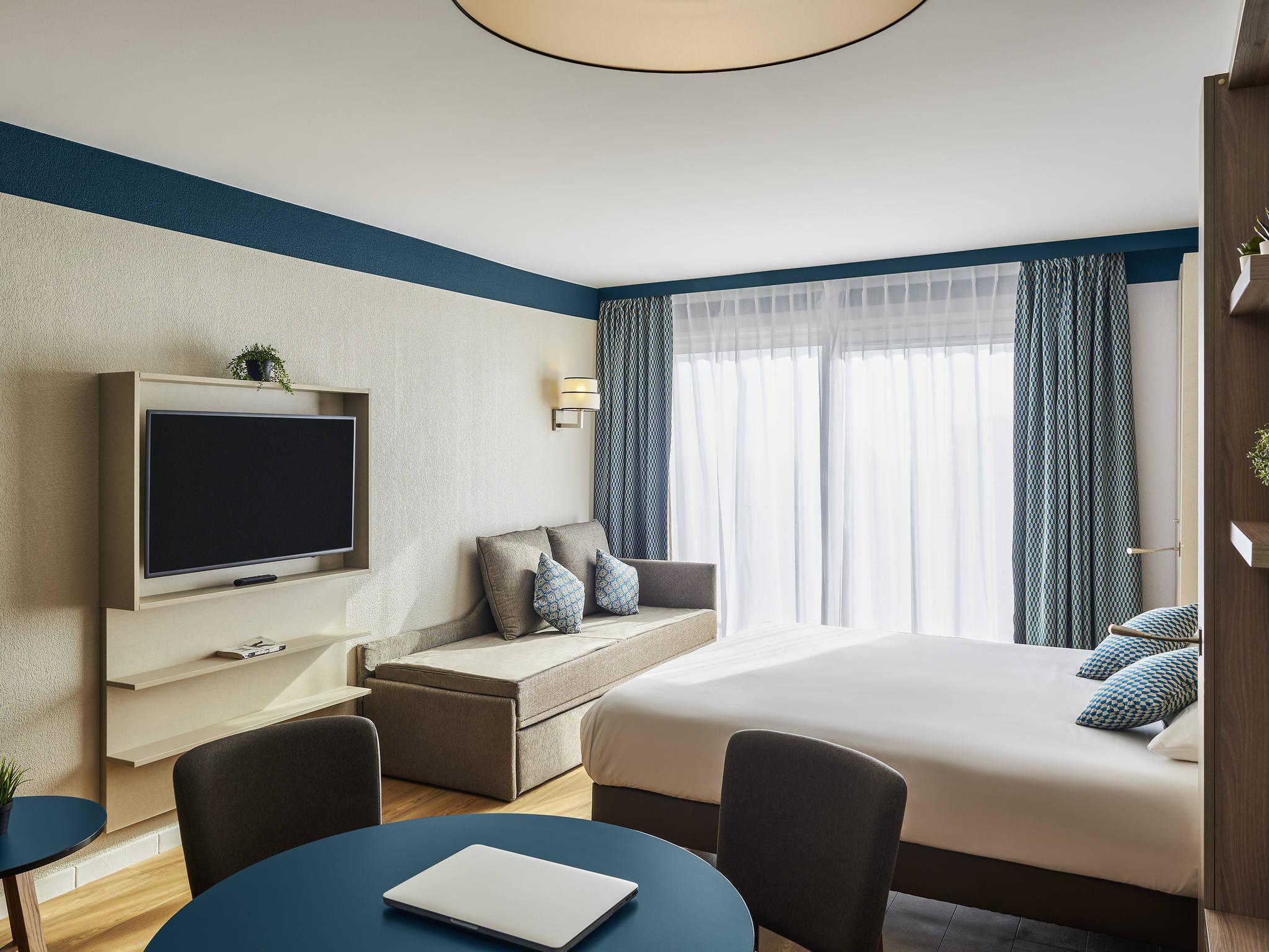 Hotel em beausoleil aparthotel adagio monaco palais for Adagio portugal