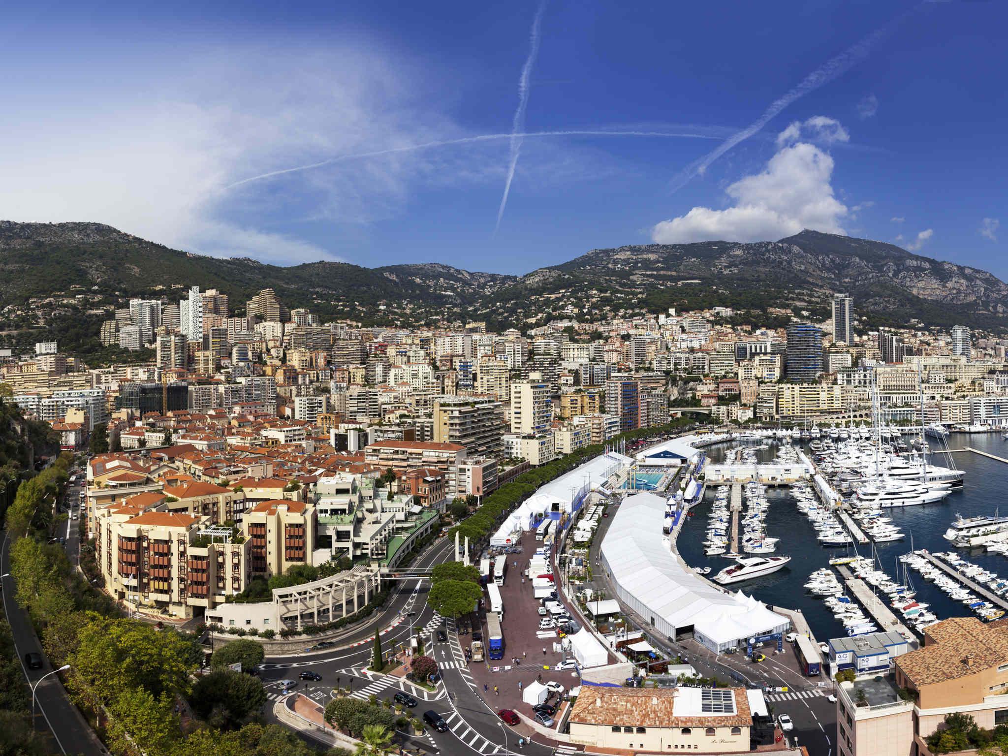 Aparthotel Adagio Monaco Monte Cristo Beausoleil France