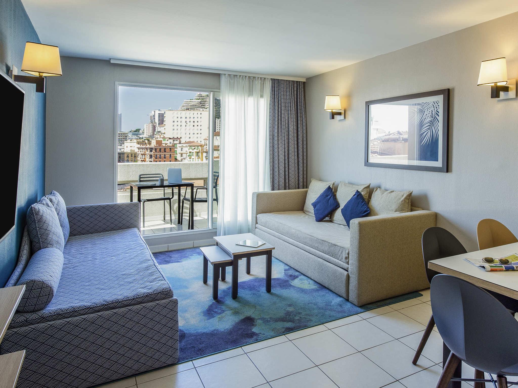 Hotel em beausoleil aparthotel adagio monaco monte cristo for Adagio portugal