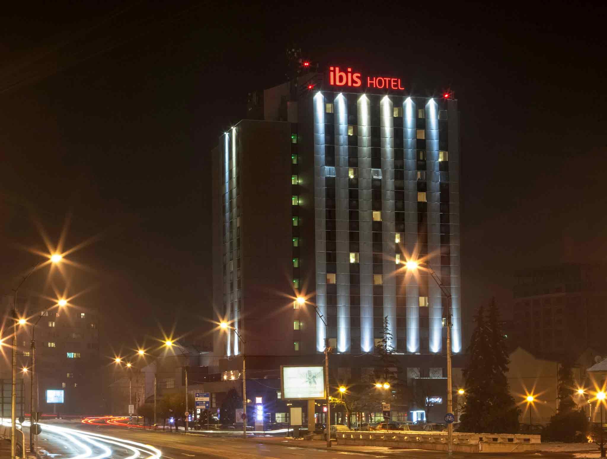Hotel – Ibis Sibiu Centre