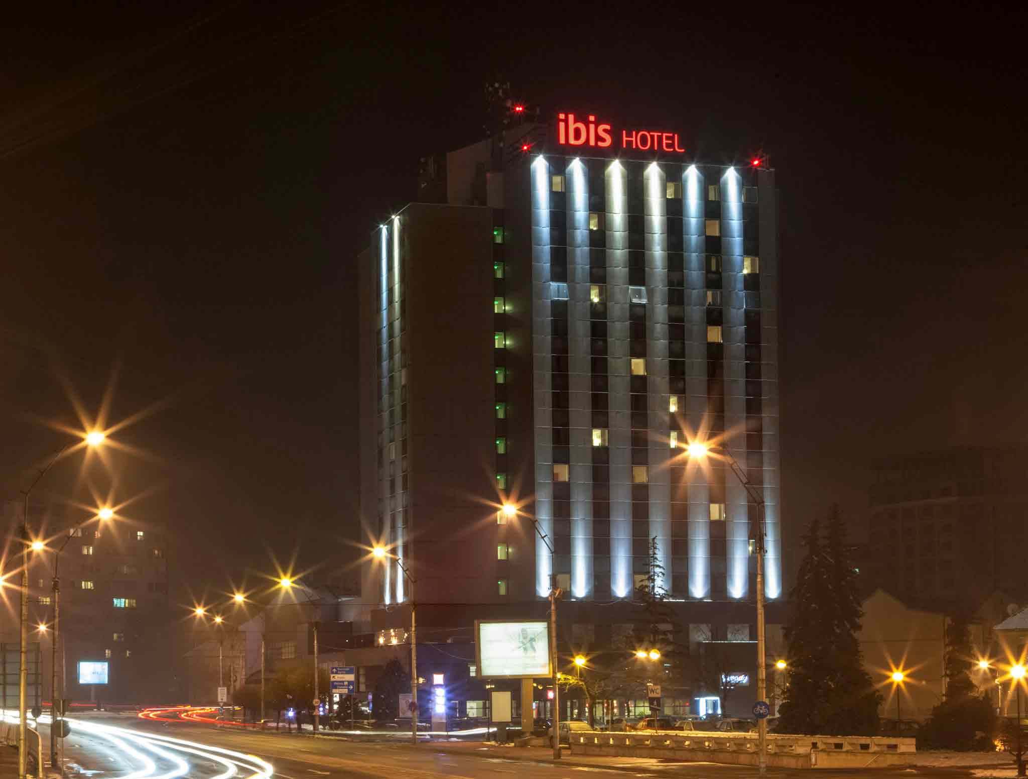 Hôtel - ibis Sibiu Centre