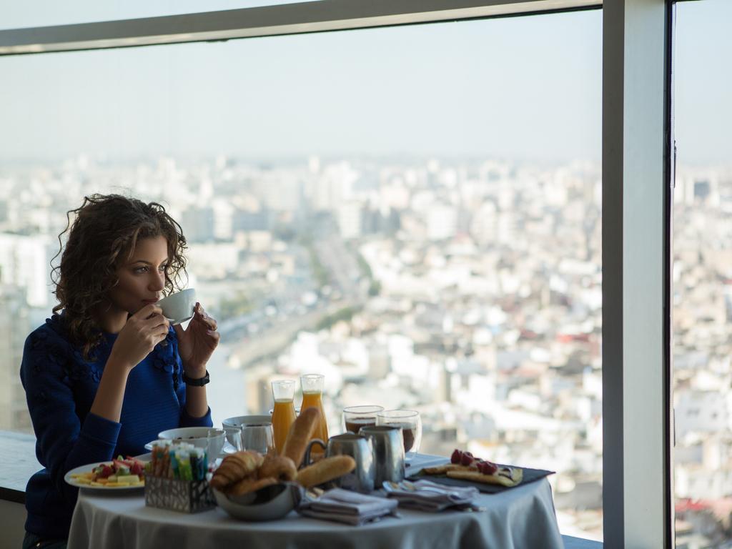 Luxushotel Casablanca Sofitel Casablanca Tour Blanche