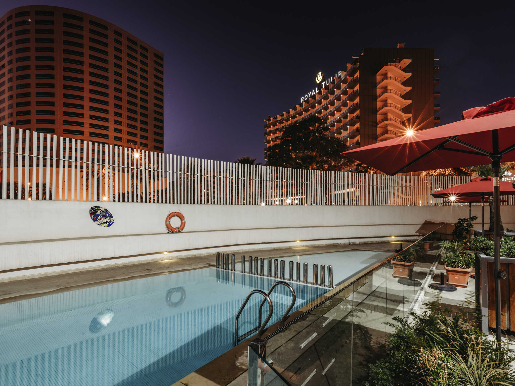 โรงแรม – ibis Tanger City Center