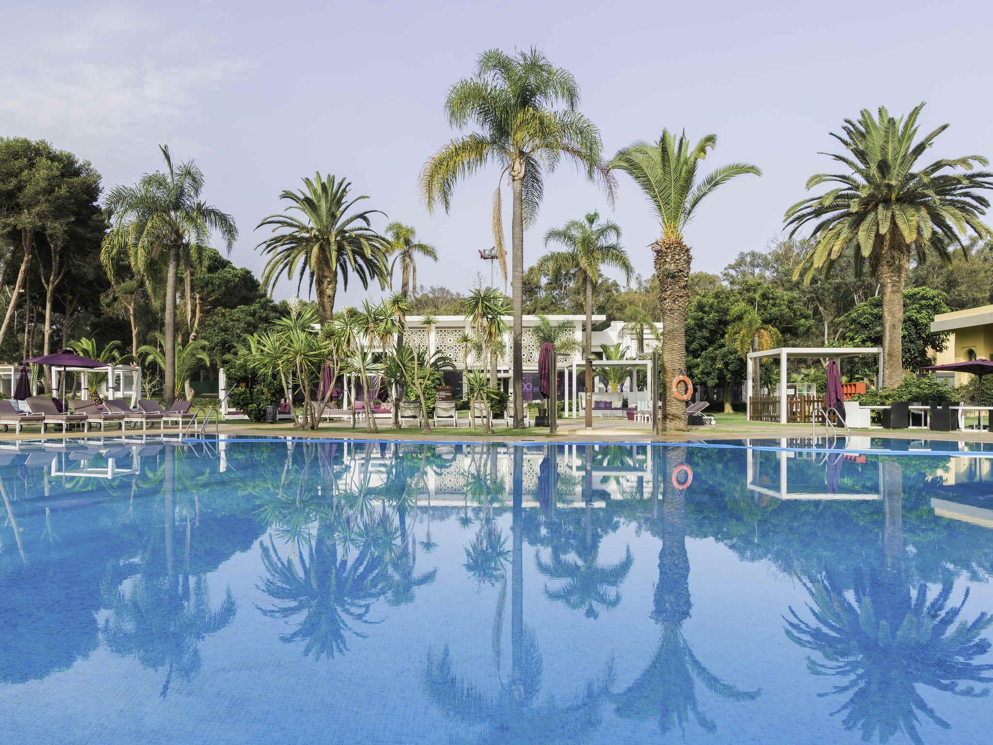 โรงแรม – Sofitel Rabat Jardin des Roses