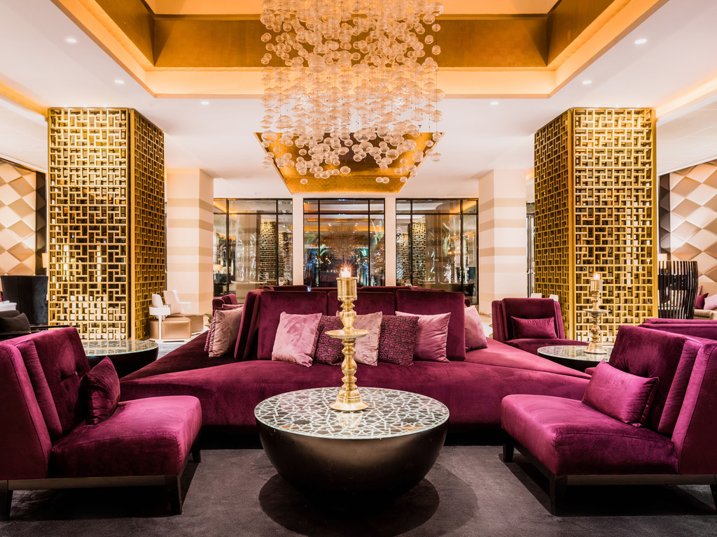 Luxury hotel rabat sofitel rabat jardin des roses for Centre de jardin