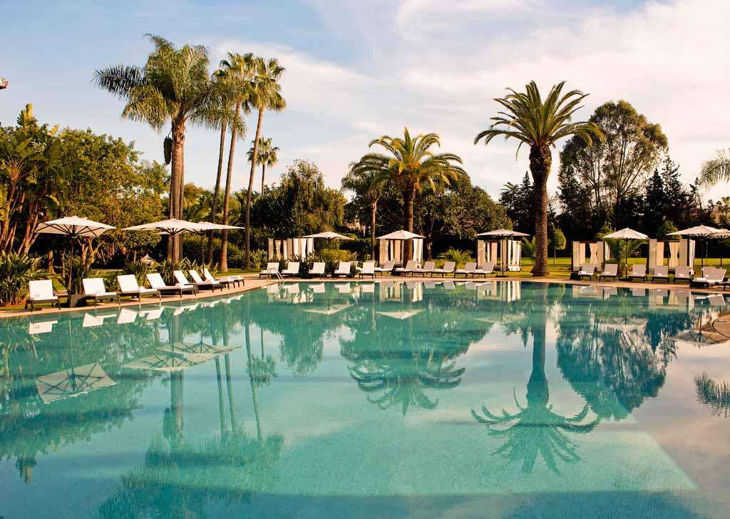 Hotel de luxe rabat sofitel rabat jardin des roses for Jardin oudaya rabat
