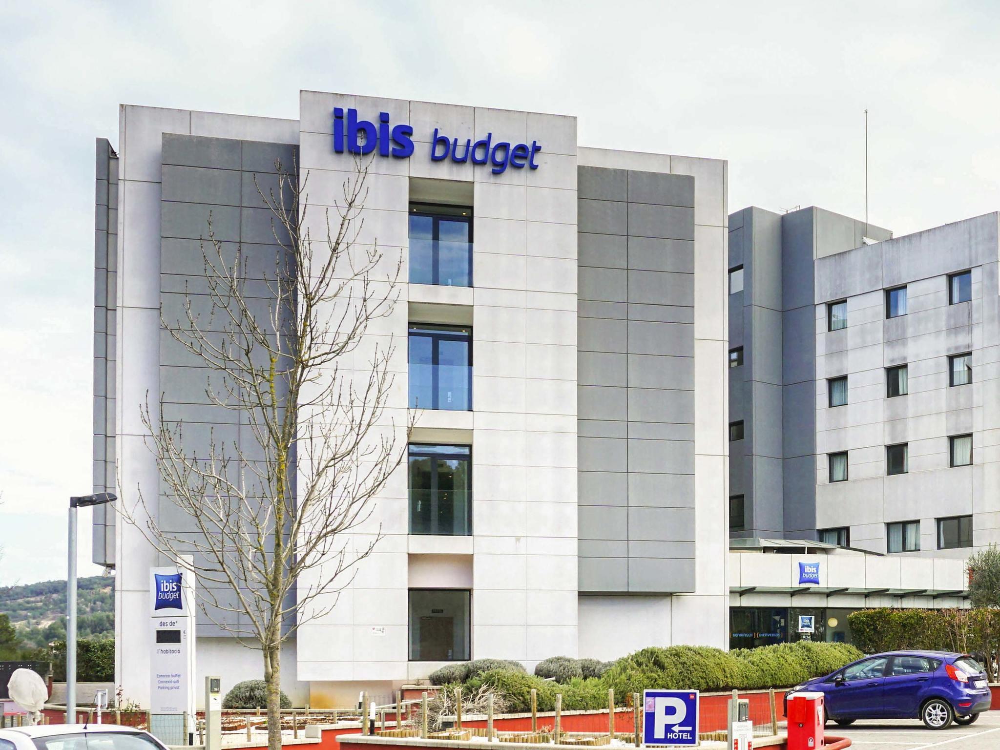Отель — ibis budget Girona Costa Brava