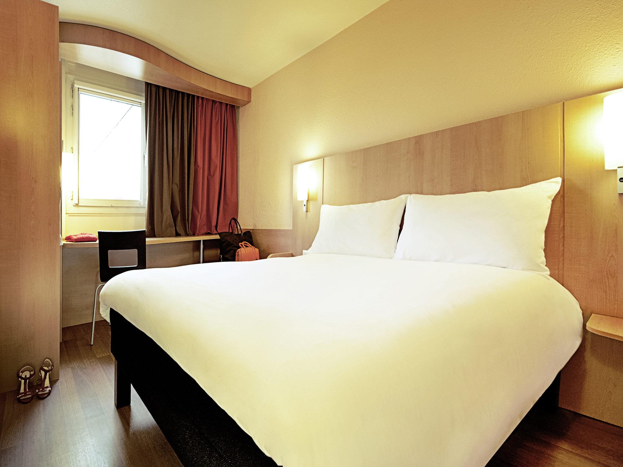 Отель — ibis Girona Costa Brava