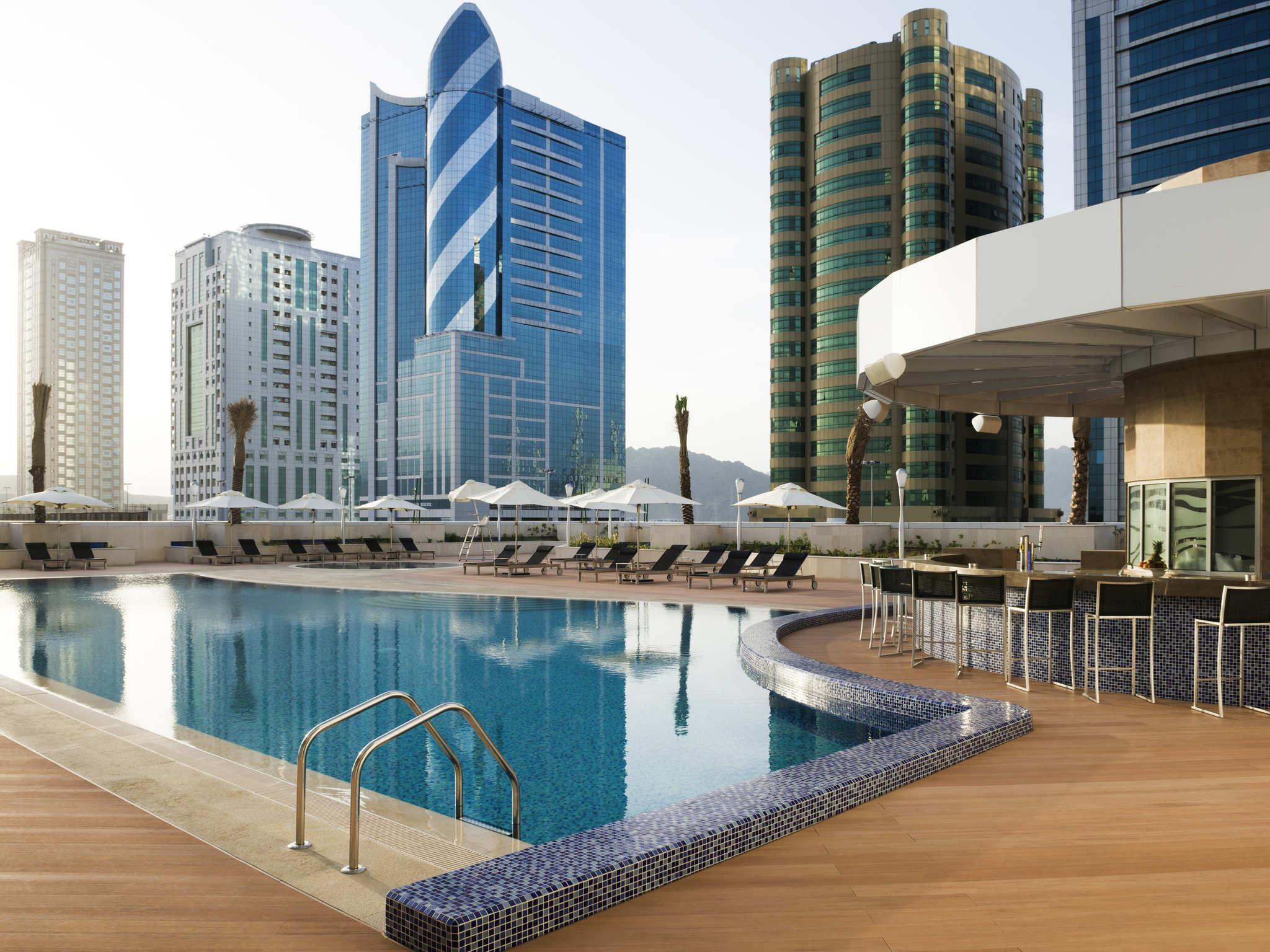 Отель — ibis Fujairah
