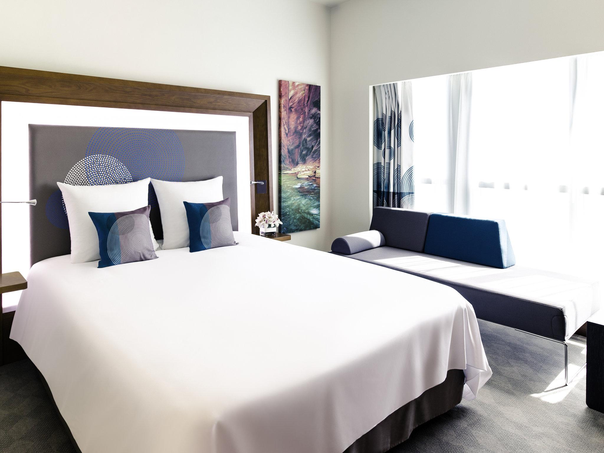 โรงแรม – Novotel Fujairah
