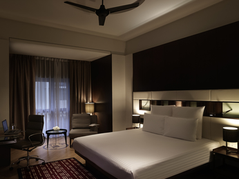 Rooms - Pullman Putrajaya Lakeside