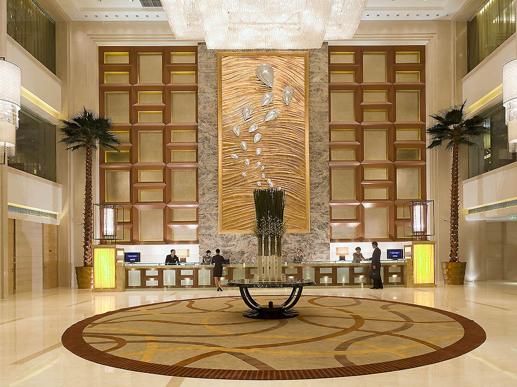 Luxury Hotel HARBIN Sofitel Harbin