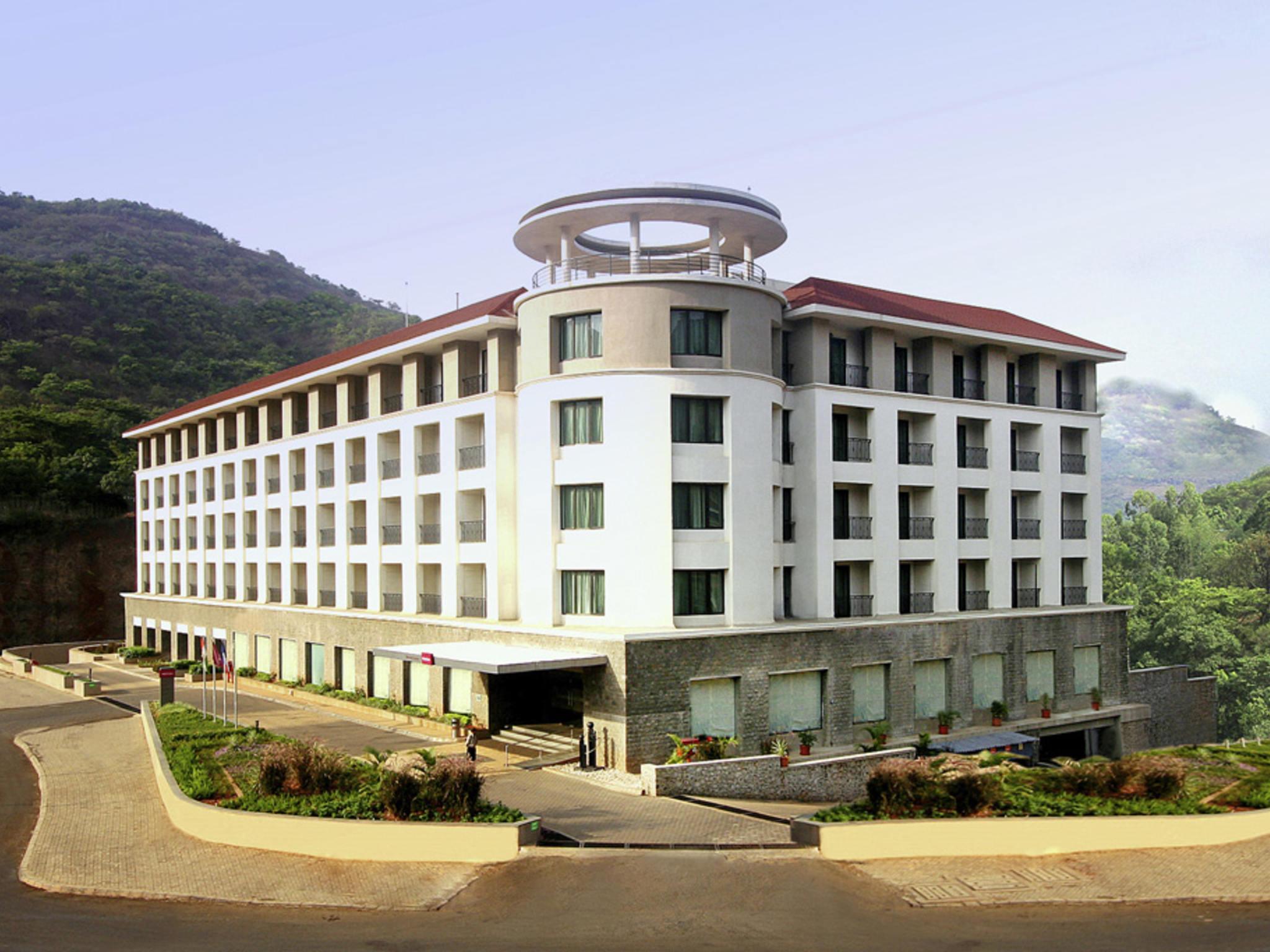 โรงแรม – Mercure Lavasa