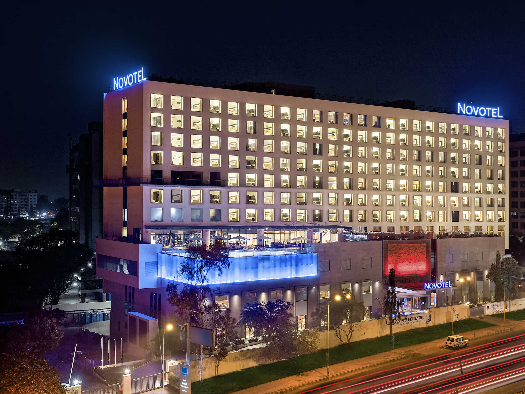 Hotel – Novotel Pune Nagar Road