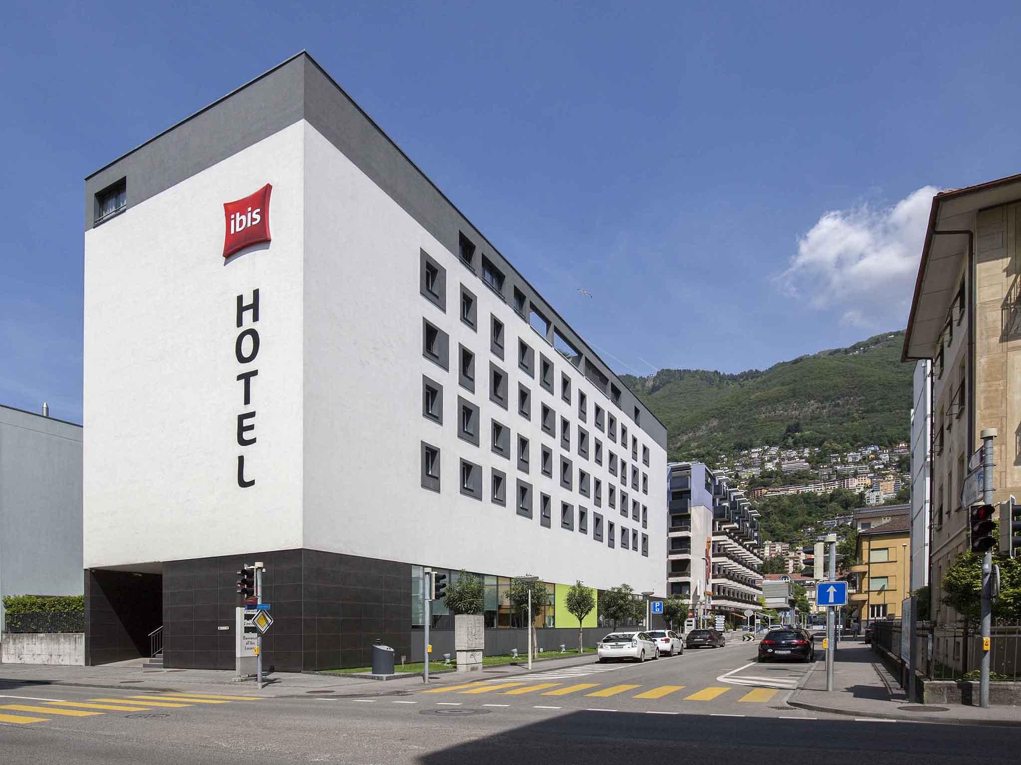 โรงแรม – ibis Locarno