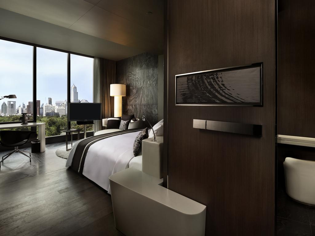 Luxushotel bangkok so sofitel bangkok for Ideal hotel design 75014