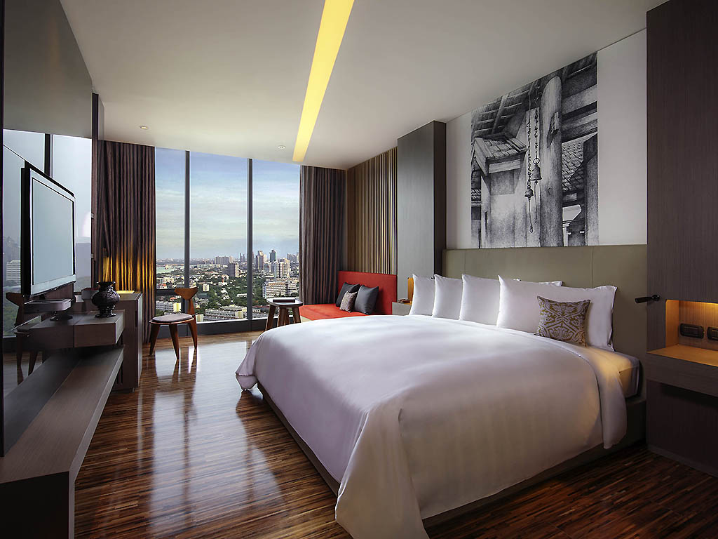 Luxury hotel bangkok so sofitel bangkok for A for art design hotel