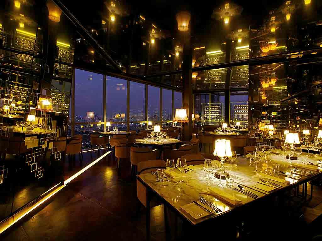 Luxury Hotel Bangkok So Sofitel Bangkok