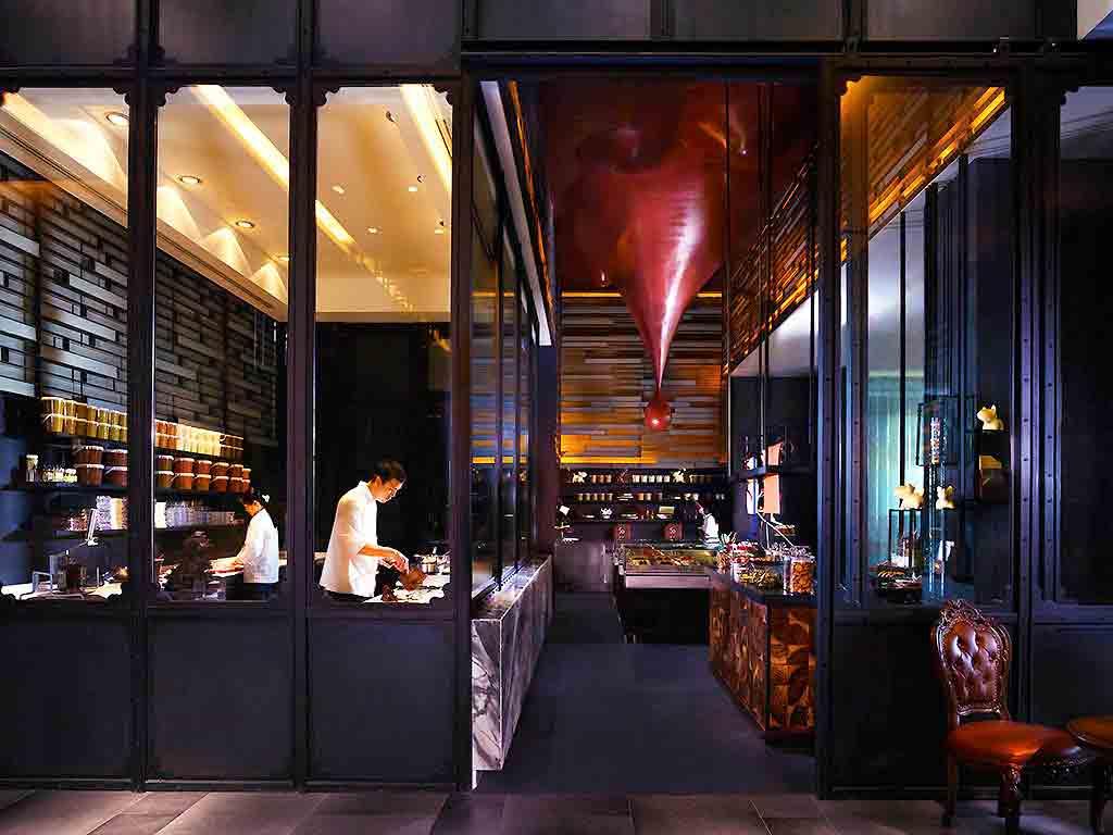 Luxury hotel bangkok so sofitel bangkok for P kitchen restaurant bangkok