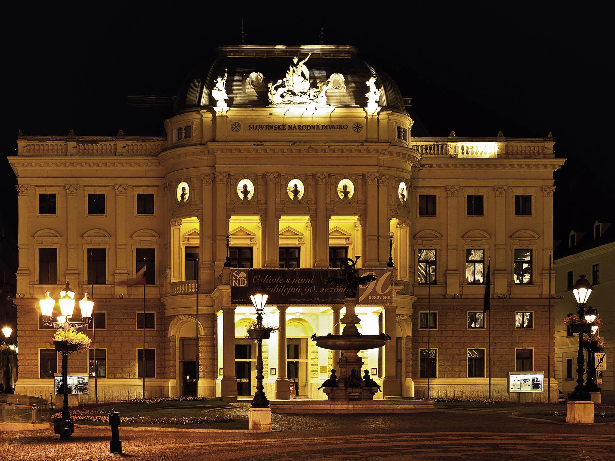 hotel in bratislava mercure bratislava centrum hotel. Black Bedroom Furniture Sets. Home Design Ideas