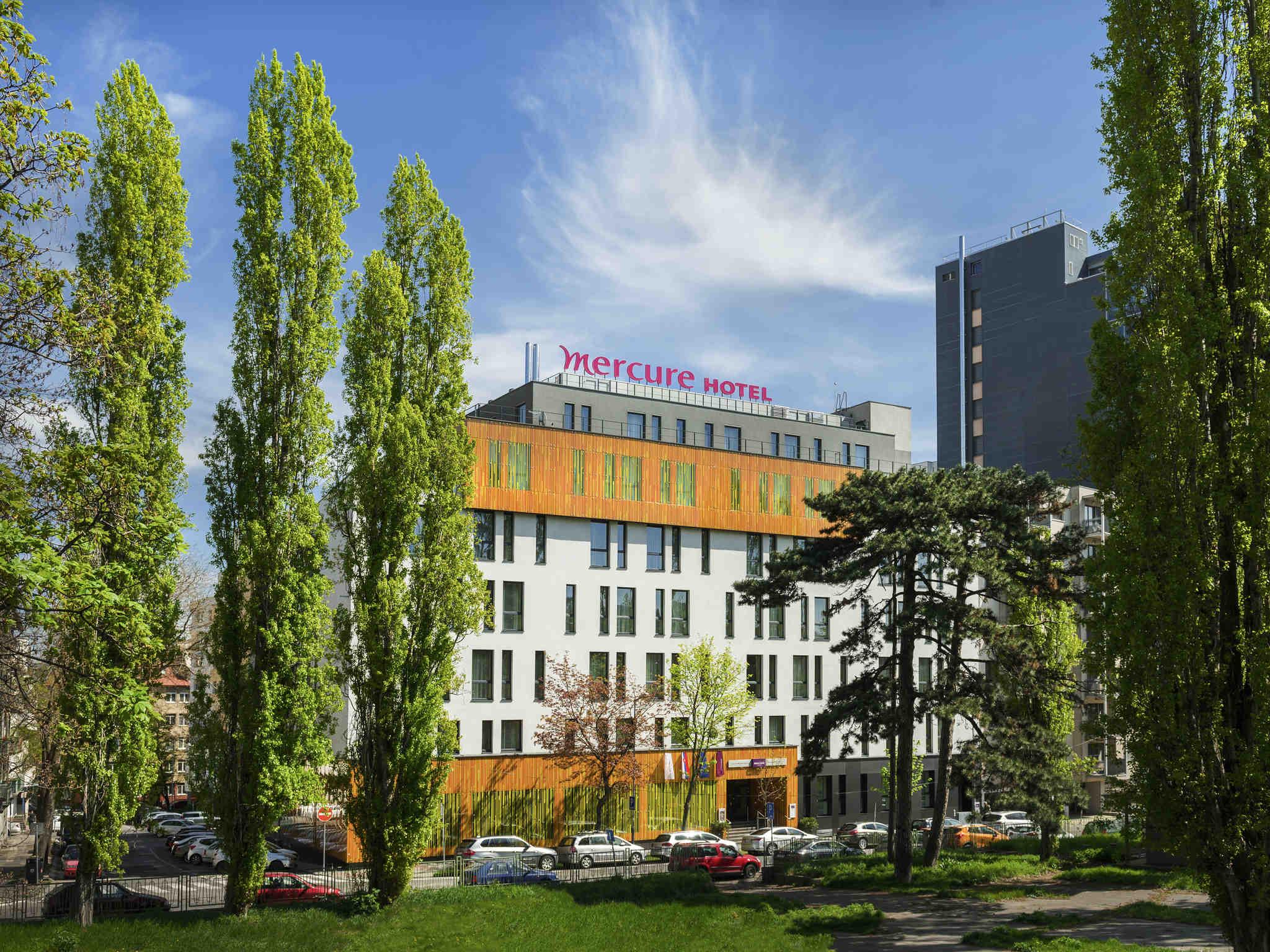 酒店 – 布拉迪斯拉发中心美居酒店