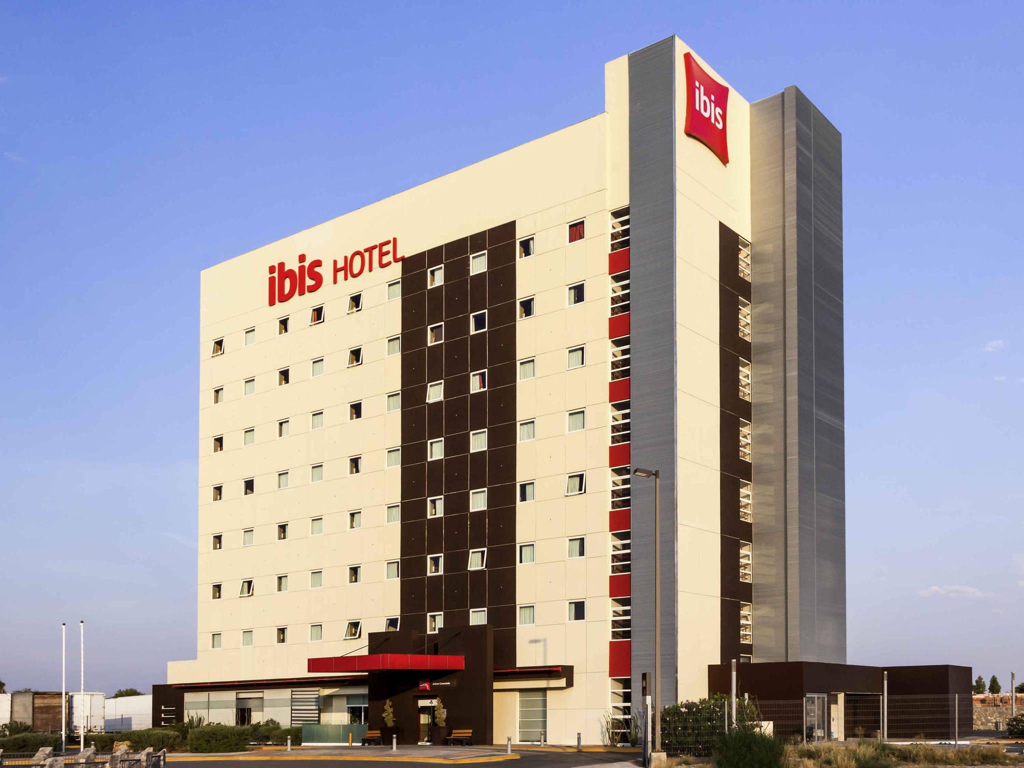 โรงแรม – ibis Juarez Consulado