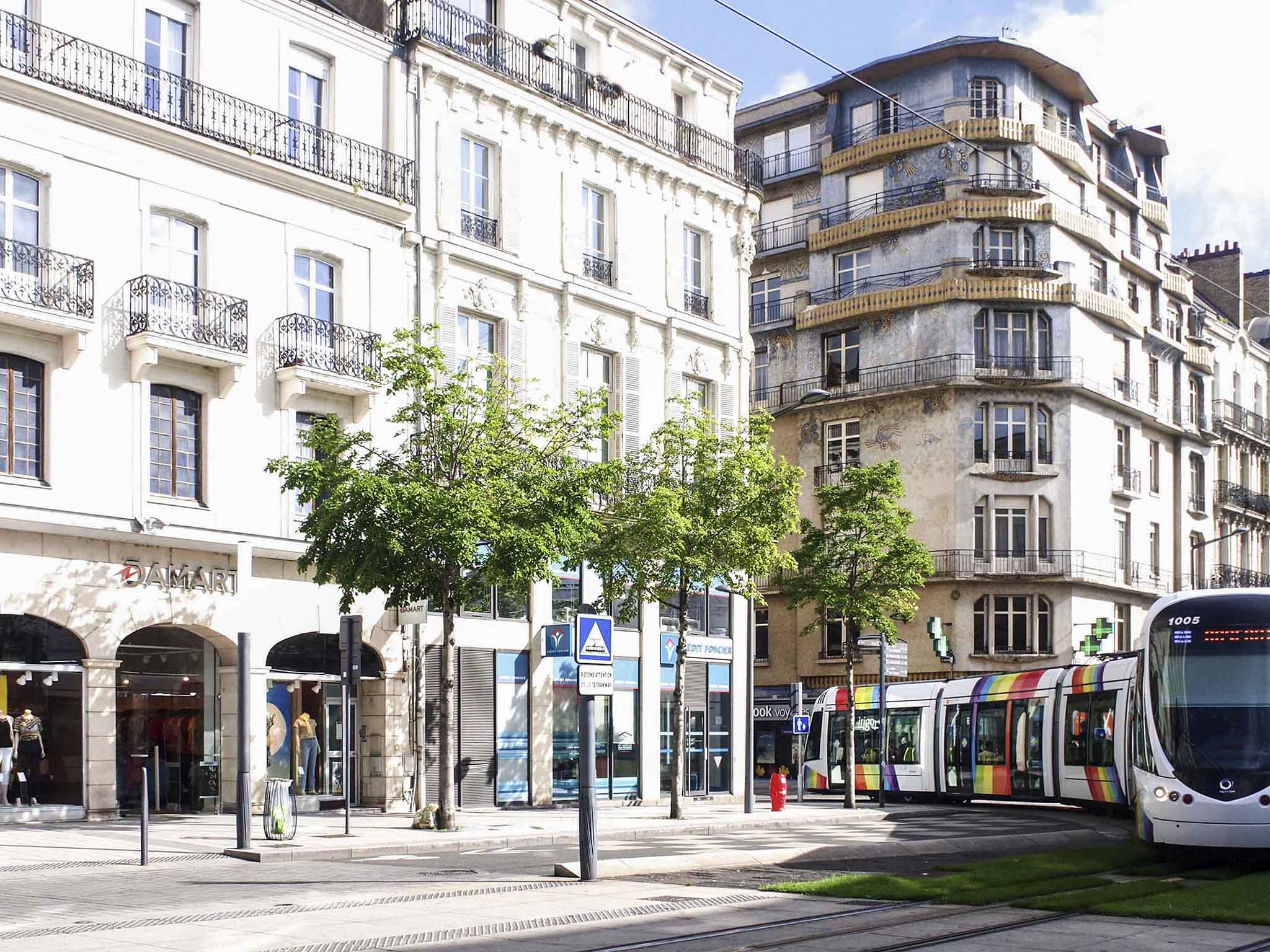 Hotel Mercure Centre Gare Angers