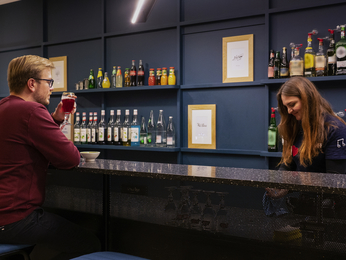 Bar - ibis Styles Nancy Centre Gare