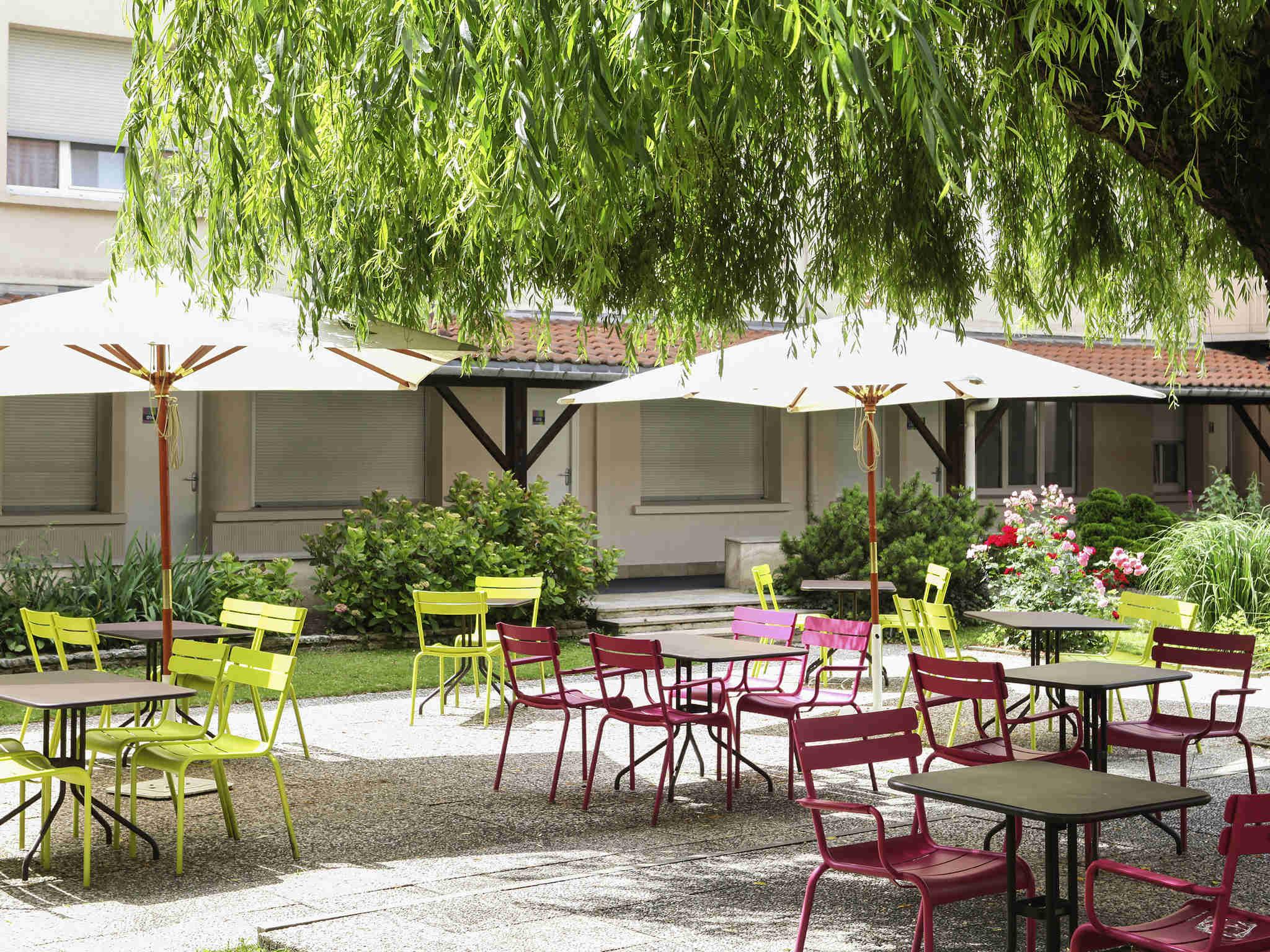 Hôtel - ibis Styles Nancy Centre Gare